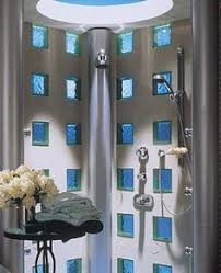 glass block bathroom ideas glass block window in shower glass blocks bathroom reno