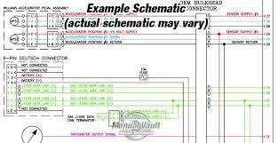 cummins qsx15 generator drive wiring diagram pdf schematics vault
