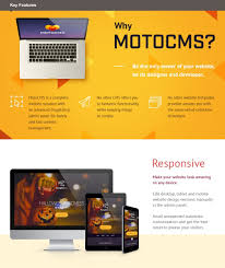 halloween web template halloween website template with blog motocms