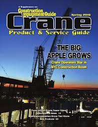 crane guide spring 2016 by construction equipment guide issuu