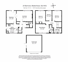balmoral floor plan 4 bed detached house for sale in balmoral maidenhead berks sl6