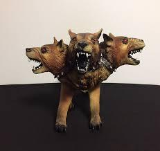 Cerberus Three Headed Dog Halloween Prop Peter Alan Inc