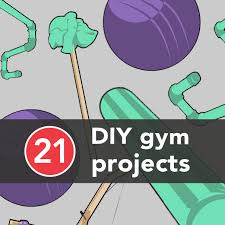 Backyard Gymnastics Equipment 21 Diy Gym Equipment Projects To Make At Home Greatist
