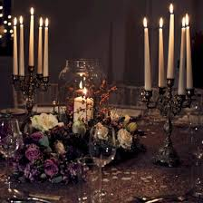 Halloween Wedding Table Centerpieces by Romantic Halloween Wedding Centerpieces Ideas 34 Vis Wed