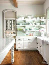 kitchen open shelves ideas open shelving kitchen fitbooster me