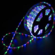 multi color rope lights ebay