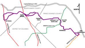 washington subway map washington metro