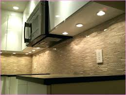 Hardwired Cabinet Lighting How To Install Led Under Cabinet Lighting U2013 Kitchenlighting Co