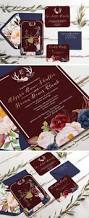 Carlton Cards Wedding Invitations We Love This Lace Laser Cut Design On The Burgundy Pocket Such An