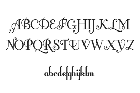 46 free premium calligraphic fonts psdfan