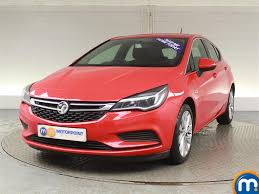 used vauxhall astra for sale second hand u0026 nearly new cars