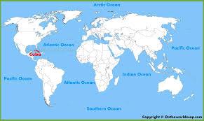 Guantanamo Bay Map Cuba Map Maps Cuba Caribbean Americas