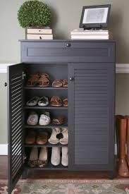 Slim Shoe Cabinet Mudroom Entryway Cabinet And Bench Entryway Coat Cabinet Front