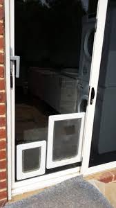 Exterior Cat Door Patio Cat Door Home Design Ideas And Pictures