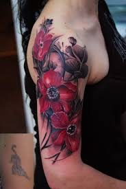 floral tattoos design and ideas inkdoneright com