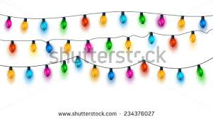 blue christmas lights stock images royalty free images u0026 vectors