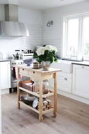 portable kitchen cabinets for small apartments 25 mini kitchen island ideas for small spaces digsdigs