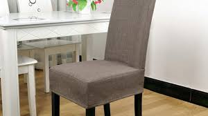 Cheap Dining Chair Covers Popular Linen Dining Chair Covers Buy Cheap Linen Dining Chair Regarding Linen Dining Chair Covers Plan 585x329 Jpg