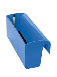 Deck Railing Planter Box Plans by Amazon Com Viva Self Watering Balcony Railing Planter Garden