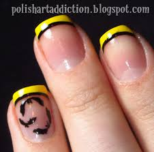 25 best ideas about superhero nails on pinterest batman nails