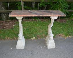 Marble Patio Table Marble Patio Table Etsy