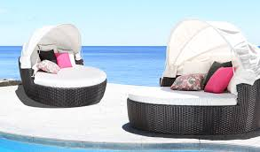 cabanacoast outdoor furniture collection louvre wicker collection