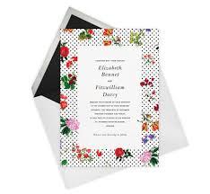the best non traditional wedding invitations u2014 vogue vogue
