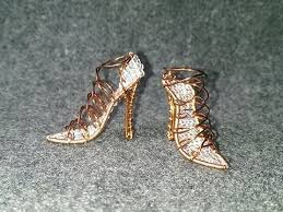 How To Make Jewelry Out Of Wire - high heels shoes how to make wire jewelery 255 jewelry