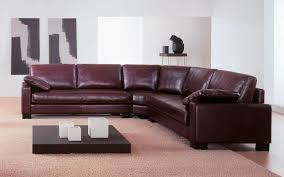 sofa creative leather modular corner sofa home decor color