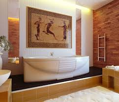 brown and white bathroom ideas future past ancient style scandinavian showers