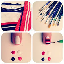 Top  Easy Beautiful Nail Art Designs Listovative - Nail design tools at home