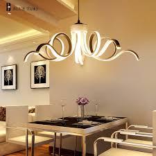 lumiere pour chambre led moderne lustre éclairage nouveauté lustre laras colgantes
