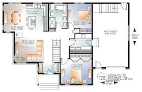 house plan layout house plan w3133 v1 detail from drummondhouseplans com
