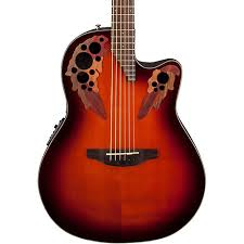 ovation celebrity elite acoustic electric guitar musician u0027s friend