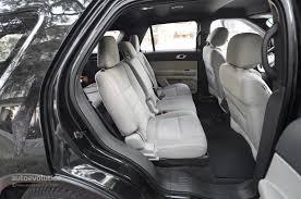 Ford Explorer Interior - 2014 ford explorer review autoevolution