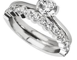 pretty wedding rings ring awesome wedding ring and engagement ring meaning