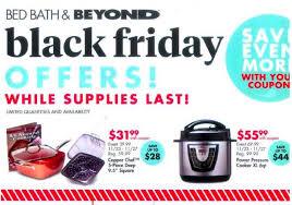 Bed Bath And Beyond Weekly Ad Bed Bath U0026 Beyond Black Friday Ad 2017 Money Saving Mom