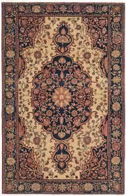 6x6 Rug Ferahan Sarouk West Central Persian Antique Rug Claremont Rug