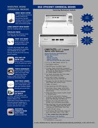 washer users guides