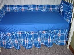 Dodger Crib Bedding by Crib Nursery Bedding Set Made W La Dodgers Fabric