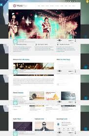 20 best dj wordpress website templates u0026 themes free u0026 premium