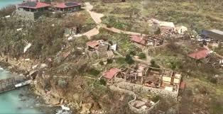hurricane irma downgraded as it tears into cuba u0027s northern coast