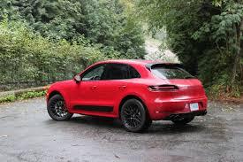 Porsche Macan Red - head to head jaguar f pace vs porsche macan wheels ca