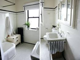 1920 bathroom medicine cabinet 1920s bathroom tile subway tile bathroom interesting medicine