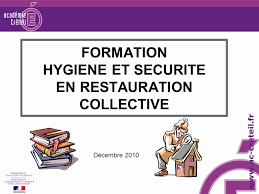 mesure d hygi鈩e en cuisine formation hygiene et securite en restauration collective ppt