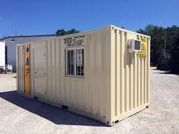 Office Storage Containers - on site storage solutions pmf rentals plunkett motor freight