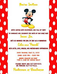 mickey mouse baby shower invitations mickey mouse baby shower invitation from katedidesign on etsy