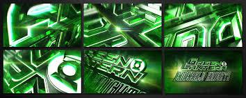green lantern neon light green lantern emerald knights pete conlon