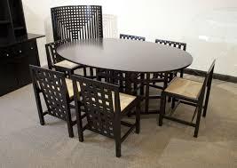 rennie macintosh design dining room