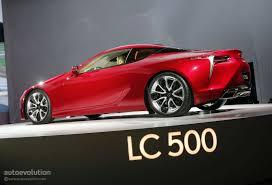lexus lc 500 detroit auto show funky lexus lc 500 receives 2016 eyeson design awards autoevolution